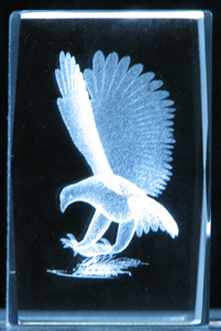 3-3d-laser-crystal-cube-flying-eagle